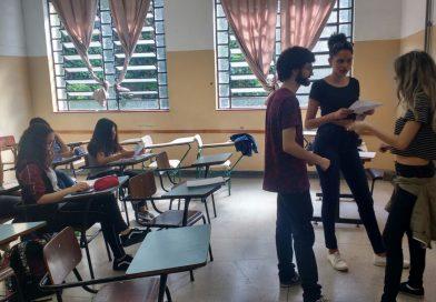 Monitoria 2018: ex-alunos retornam à ETEC Júlio de Mesquita para participar de ação voluntária