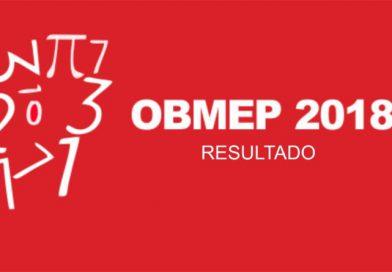 Alunos da ETEC Júlio de Mesquita são destaque na OBMEP 2018