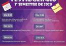 Vestibulinho 1º Semestre 2020