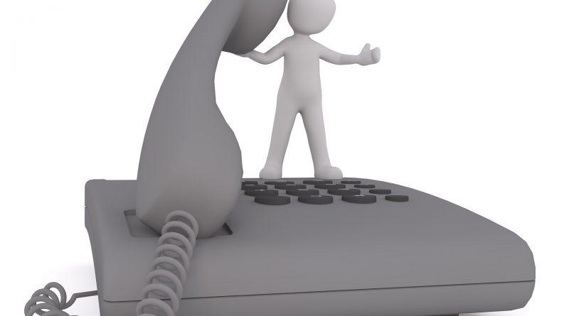 Problemas telefônicos